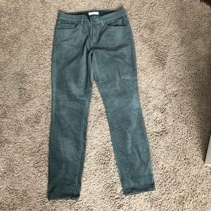 NWOT Loft Corduroy Skinny Jean